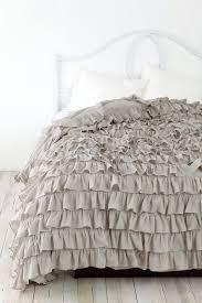 decor fabulous ruffle bedding for chic bedroom vibe u2014 eakeenan com