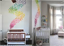 décoration chambre bébé décoration chambre bébé en 30 idées créatives pour les murs