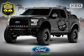monster truck shows 2015 tuned 2015 ford f 150 pickups headed to sema