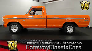 1973 ford f100 louisville showroom stock 1089 youtube
