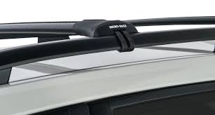 2014 Forester Roof Rack by Rhino Rack Vortex Stealthbar 2 Bar Roof Rack 14 17 Forester 13