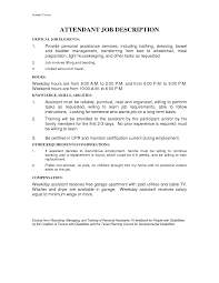 Personal Assistant Responsibilities Resume Personal Assistant Responsibilities Resume Free Resume Example