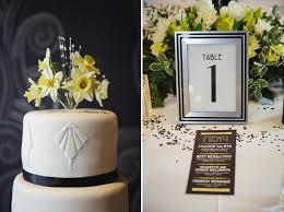 an art deco wedding at the daffodil love my dress uk wedding blog