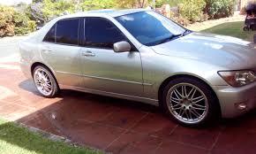 lexus is200 sport sale 2000 lexus is200 sports luxury gxe10r car sales qld brisbane