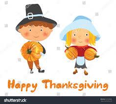 happy thanksgiving card stock vector 721560685