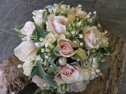 Wedding Flowers Pink Vintage Pink U0026 Blue Summer Wedding Flowers By Stephanie
