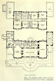 Villa Floor Plan by 203 Best Floor Plans Images On Pinterest Architecture