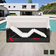 outdoor canopy bed ebay