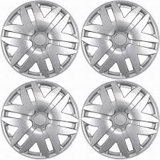 amazon com hubcaps for toyota sienna pack of 4 wheel covers
