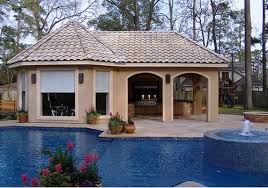 house plans with pools and outdoor kitchens extraordinary pool house plans with outdoor kitchen ideas best