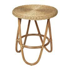 Rattan Side Table Buy Broste Copenhagen Frida Rattan Side Table Amara