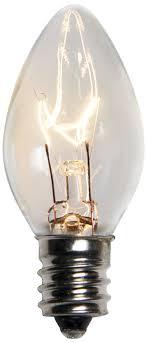bulk replacement christmas mini light bulbs c7 christmas light bulb c7 clear christmas light bulbs transparent