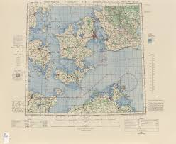 map of kiel europe air topographic maps perry castañeda map collection