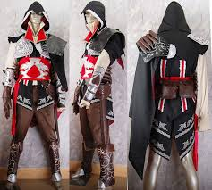 Ezio Halloween Costume Assassin U0027s Creed Costume Ezio Cosplay Costume Ezio Auditore
