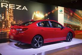 subaru sport hatchback update 2017 subaru impreza unveiled in sedan form 5 door