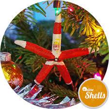 festive decor starfish santa claus shells buy sea