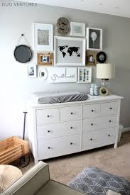Dresser As Changing Table Best 25 Ikea Hemnes Changing Table Ideas On Pinterest White