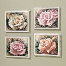 Garden Wall Plaque by Wall Plaque Art Touch Of Class