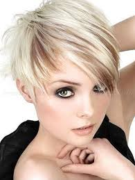 pics of women with blonde hair with lowlights pixie haircut blond pixie hairstyle with lightbrown lowlights