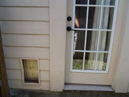 Patio Doors With Built In Pet Door Patio Door With Pet Door Built In Home Design Ideas