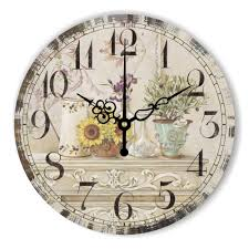 online buy wholesale large beautiful wall clock from china large