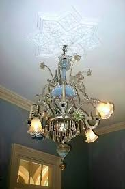 Painting Of Chandelier Bedroom With Painting Of The House Done By Tennessee Williams