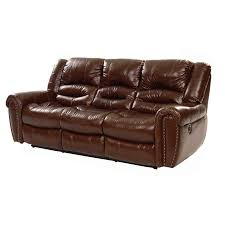 incredible leather couch recliner with attractive leather