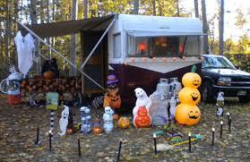 Camping Decorations Dnr Harvests U0026 Haunts