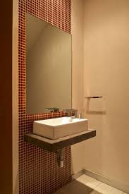 room small vanity for powder room artistic color decor modern at