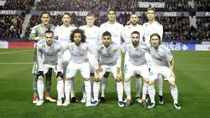 Real Madrid Laliga Levante 2 2 Real Madrid Real Madrid Player Ratings Vs