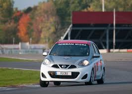 nissan micra review canada nissan micra is canada u0027s most affordable new racing car at 19 998