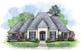 French Home Plans Welsh Country French Home Plans Louisiana House Plans