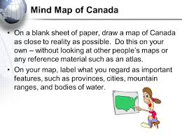 Canada On A Map by What Is Geography Geography Of Canada Ppt Video Online Download