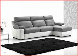 canap d angle 2m canape canapé cuir blanc conforama best of articles with canape