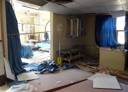 violent attacks on hospitals and health workers are up who time