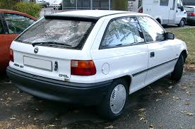 opel vectra 1990 opel astra f wikiwand