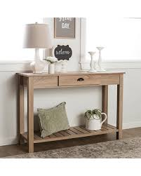 natural wood console table spring shopping special country style natural wood console table