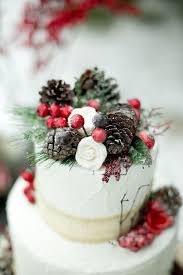54 best winter wedding cakes and cupcakes images on pinterest