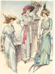 vintage victorian titanic ladies u0027 fashions