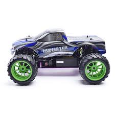 monster truck rc racing hsp 94108 rc racing truck nitro gas power 4wd off road monster