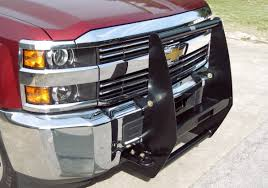 Ford Explorer Grill Guard - home