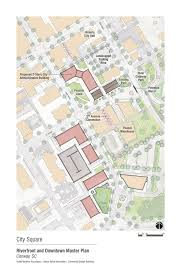Riverwalk Map Conway Consultants Offer Plan For Conway U0027s Future That Include A