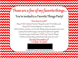 christmas brunch invitation wording land of collins my favorite things party invitation favorite