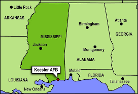 afb map keesler air base home newcomers guide