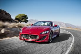 red maserati convertible no convertible planned for next maserati granturismo