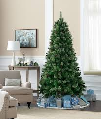 Sears Artificial Christmas Trees Unlit by Jaclyn Smith 7 U0027 Nashville Cashmere Pine Christmas Tree
