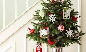 stylist and luxury small decorative trees for mantle