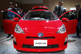 Toyota Aqua Toyota Officially Announce The Aqua Hybrid Also Known As The