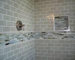 Grey Mosaic Bathroom Mosaic Tile Bathroom Floor Design Home Interior Design