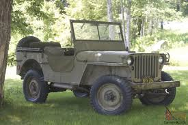 ww2 jeep unrestored gpw willys mb jeep wwii mmilitary jeep